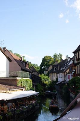 Sui canali di Colmar alla scoperta della Petit Venise