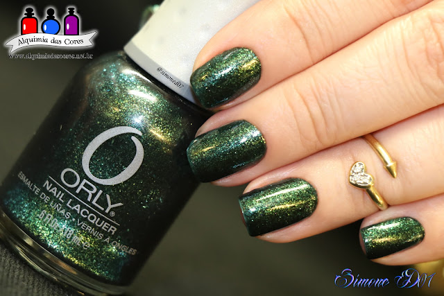 Alê M., Cebella, coral, Elation Generation, Esmalte Metalizado, Glitter, Jelly, La Femme, Mirrorball, Orly, Pink, Pueen Geo Lover 01, Raabh A., Rage, Orly, Reyna, rosa, Smoked Out, Spring 2013, 2010 Holiday Collection, Green, Verde, Meet Me Under The Mistletoe, coletivo, Alquimia das Cores, Mony D07
