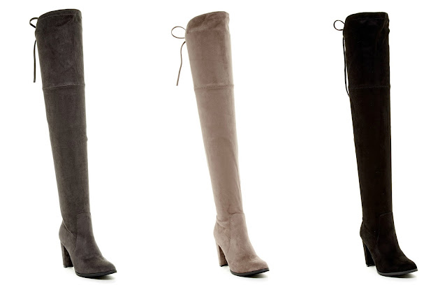 Catherine Catherine Malandrino Scorcha Over-the-Knee Boots $37.50 (reg $150)