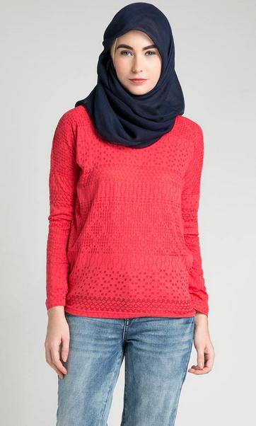 Gambar Model Baju Muslim Wanita Modis