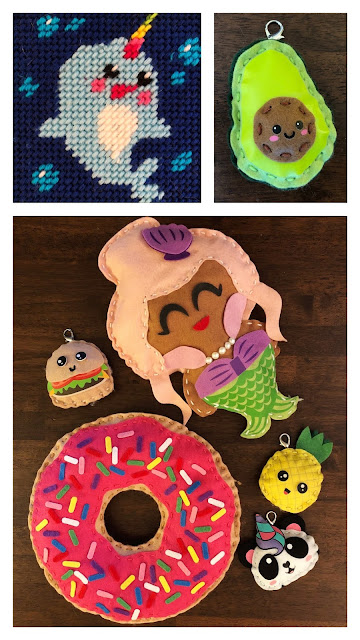 Sew Cute kids sewing and needlepoint crafts