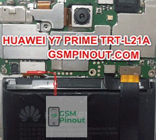 Huawei Y7 Prime TRT-L21A edl-testpoint Programming Flashing And Remove FRP Lock