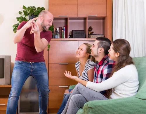 aprende ingles juego mimica imitar actuar drama adivinanza preguntas