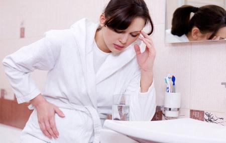 5 triệu chứng thường gặp khi mang thai-2