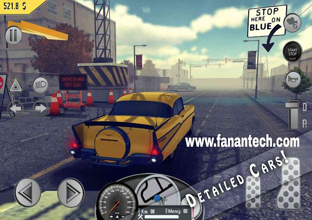 تحميل لعبة Amazing Taxi Sim Pro v0.4 مهكرة كاملة للاندرويد اخر اصدار