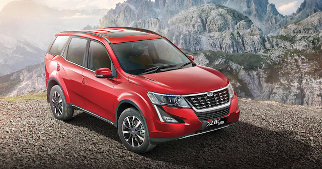 2018 New XUV 500 Premium SUV Wallpaper