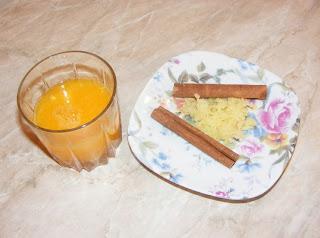 Portocale ghimbir scortisoara retete culinare,