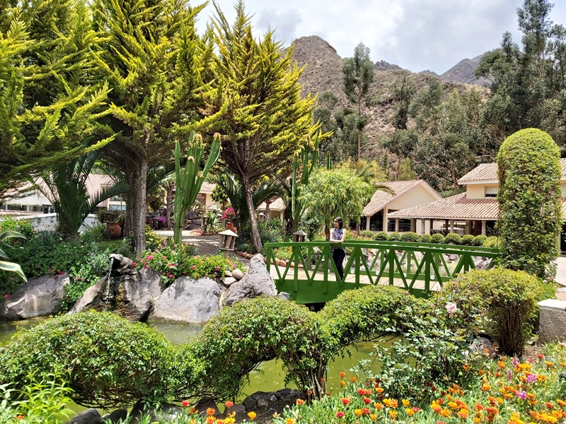 Resort no Vale Sagrado, Cusco