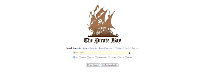 How to Download Torrents From  The Pirate Bay
