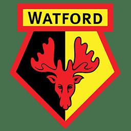 Logo Dream League Soccer Watford FC