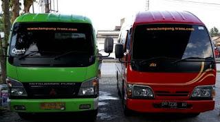 Travel Lenteng Agung Ke Lampung Curup