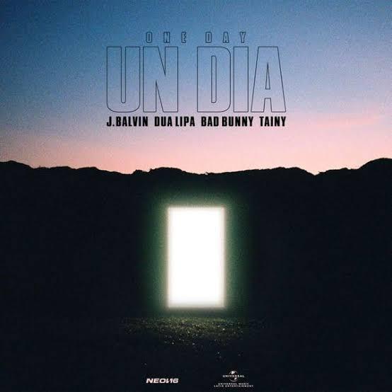 J Balvin, Dua Lipa, Bad Bunny & Tainy UN DÍA (ONE DAY) Lyrics