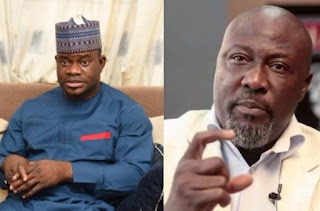 Sen Dino Melaye at last exposes Gov Yahaya Bello's election victory secrets
