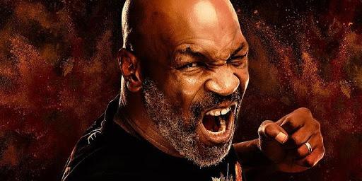 Rissa Mike Tyson Chris Jericho a Dynamite