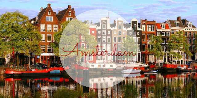 Amsterdam Travel Bucket List — October Blogging Challenge Day 18