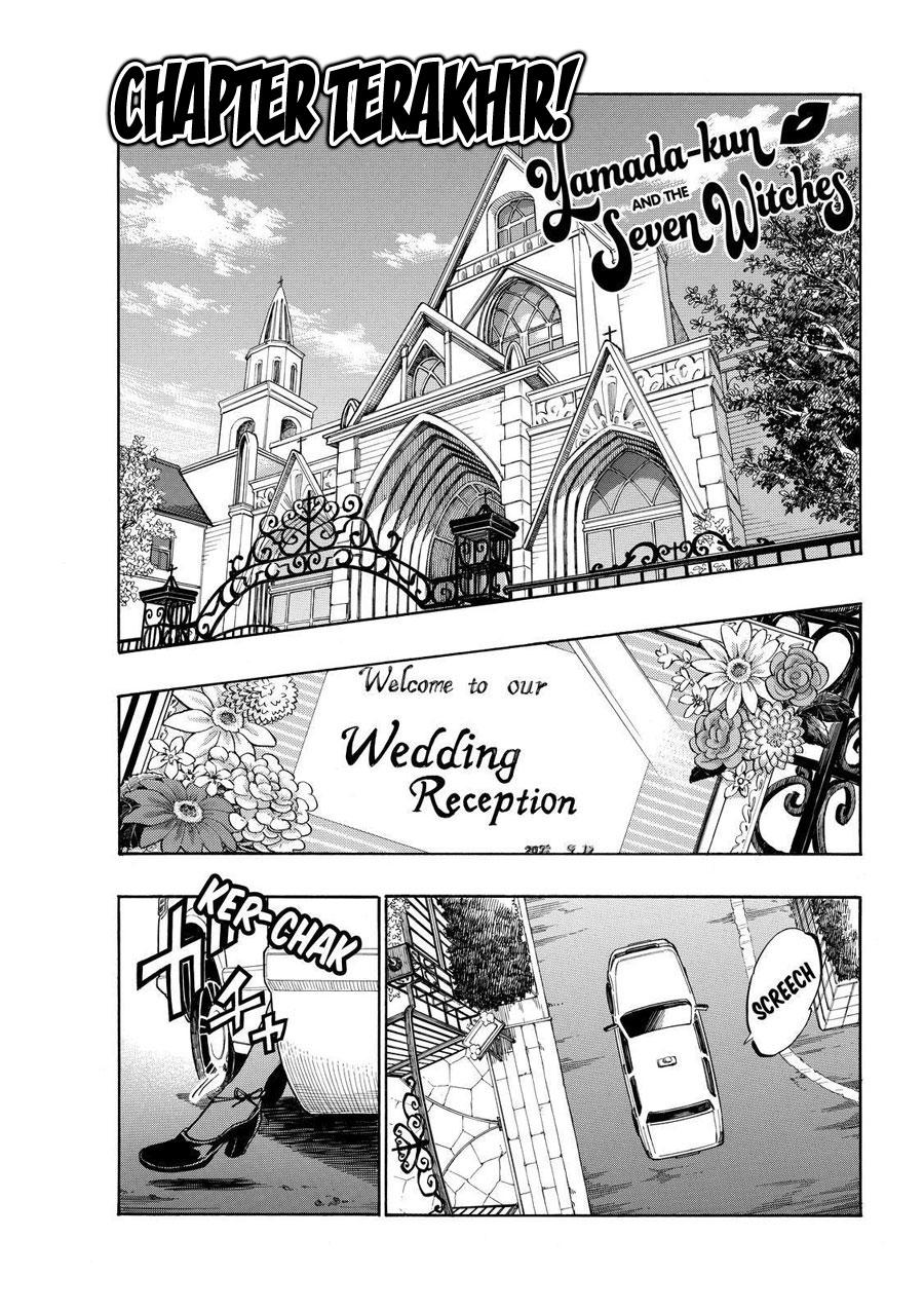Yamada-kun to 7-nin no Majo Chapter 243-3