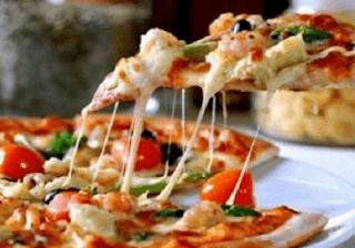 طريقة عمل البيتزا بالبيت