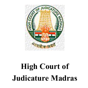 High Court | Madras | Recruitment | 2017