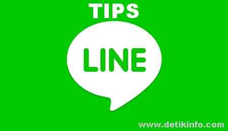 Cara Keluar dari akunaplikasi LINE di Android