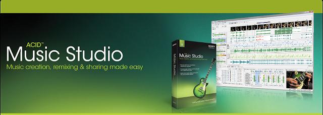 Sony ACID Music Studio 10 Full