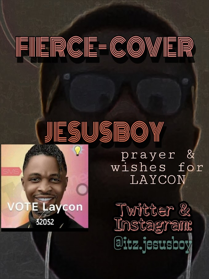 Music + Video: Download Fierce Cover by JesusBoy