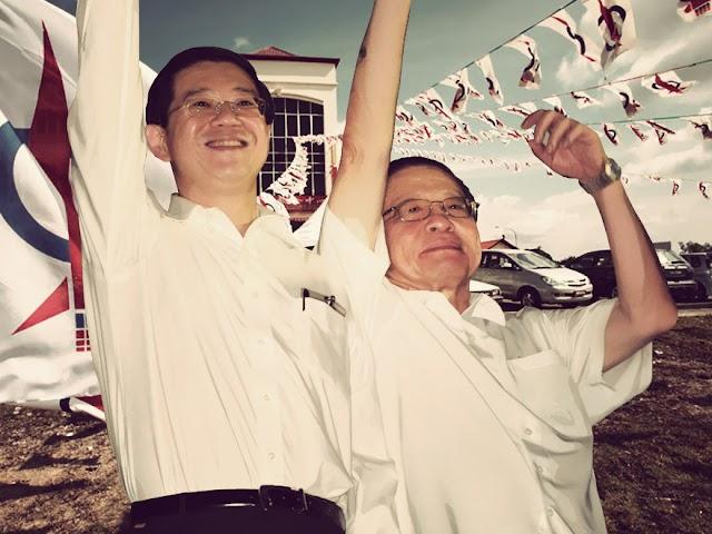 DAP Hanya Menunjuk Kuasa #MCA