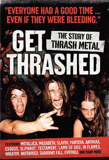 Get Thrashed Story Thrash Metal 2006