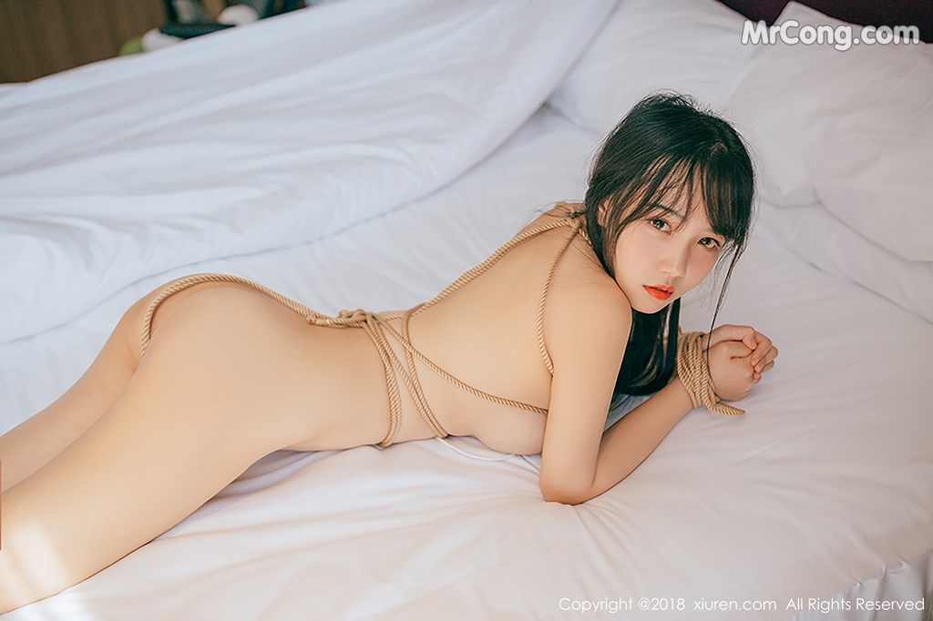 Image XIUREN-No.1199-mia-MrCong.com-001 in post XIUREN No.1199: Người mẫu 徐微微mia (84 ảnh)