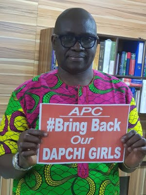 Fayose Reacts To Release Of 101 Dapchi Schoolgirls