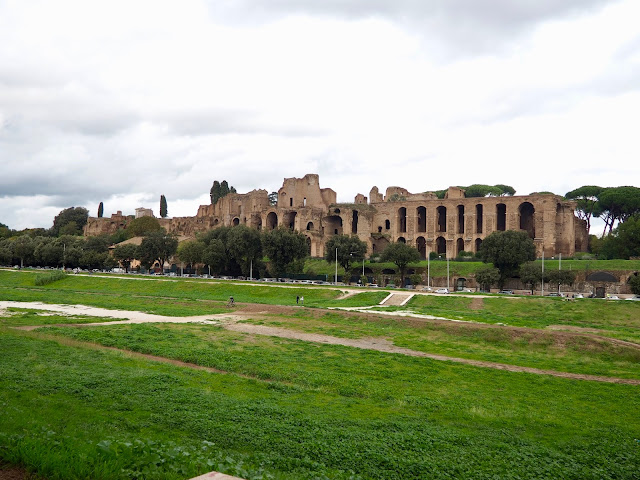 Circus Maximus & Palatine Hill, Rome, Italy