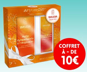 Coffret Weleda Argousier Parapharmacie