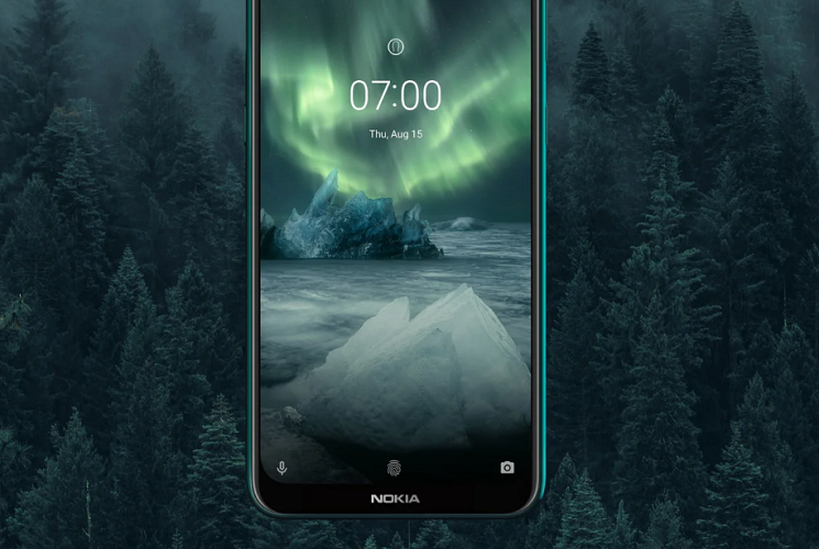 Android 10 is Now Officially Available for Nokia 7.2