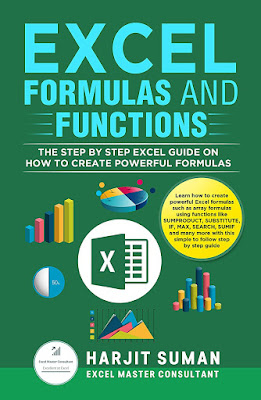 [Free ebook PDF]Excel Formulas and Functions: The Step by Step Excel Guide on how to Create Powerful Formulas New 2020