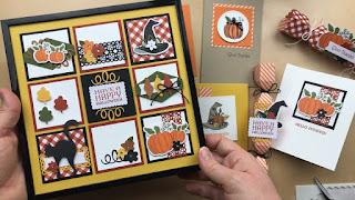 6 September 2020 Hey, Pumpkin ~ Paper Pumpkin Autumn Sampler Frame #paperpumpkin #stampinup
