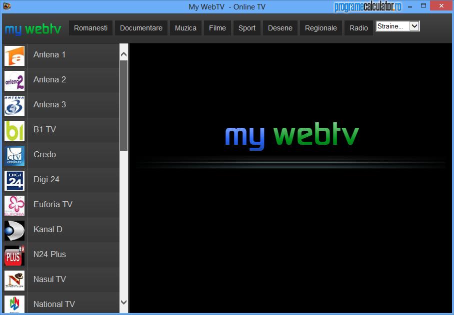 My Web Tv Online