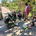 Hadirkan Persaudaraan Antara TNI Dengan Masyarakat di Lokasi TMMD Ke-111 Kodim 1207/Pontianak