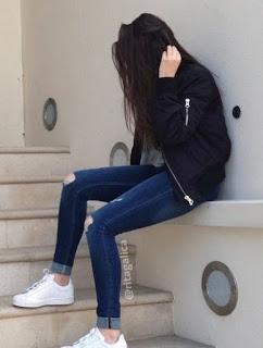 stylish girl wallpaper hd
