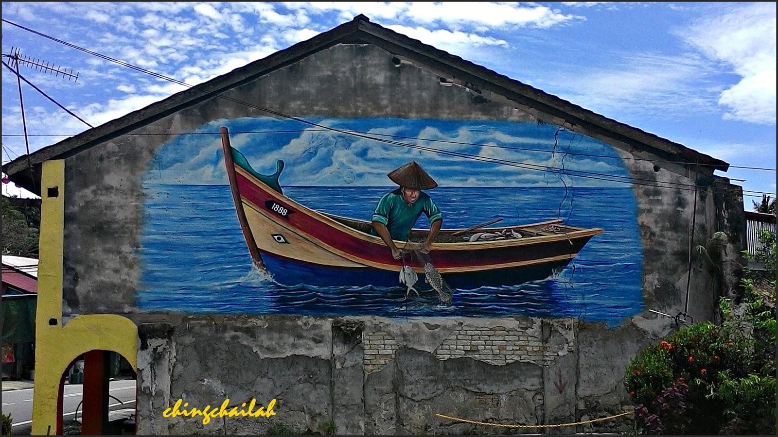 Simple Living In Nancy Wall Murals Old Treasures From Simpang