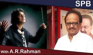 S.P.B With A.R.Rahman Super Hit Famous Audio Jukebox