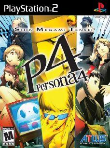 Baixar Shin Megami Tensei Persona 4 PS2 Torrent