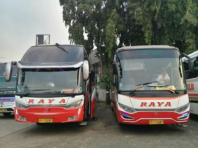 Foto Bus Raya Super Top AD1572BR Exe 28 AD1732AR