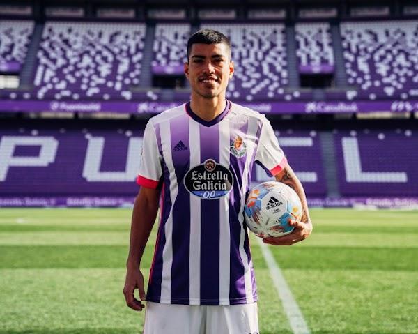 Oficial: Valladolid, firma cedido Olaza