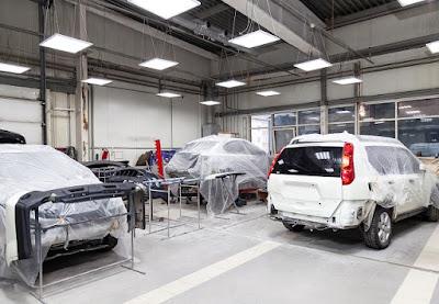 ¿Qué elementos son indispensables para un taller de carrocería eficiente, productivo… y rentable?
