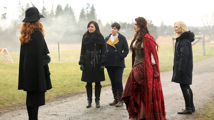 "POLL : What was your favourite scene in Once Upon a Time ""Ruby Slippers""?"