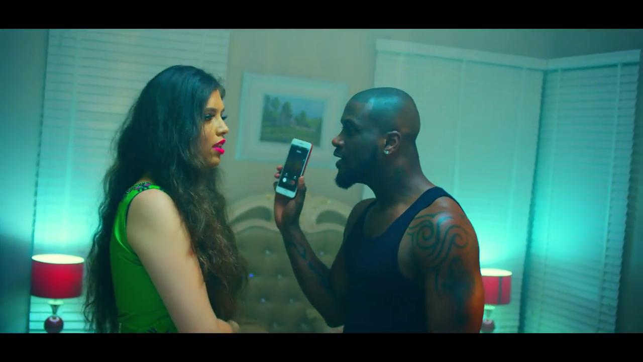 Video   Stephanie Ghaida Ft  Mr P (Psquare) - Tonight (HD