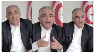 محسن مرزوق يدعو إلى العصيان المدني