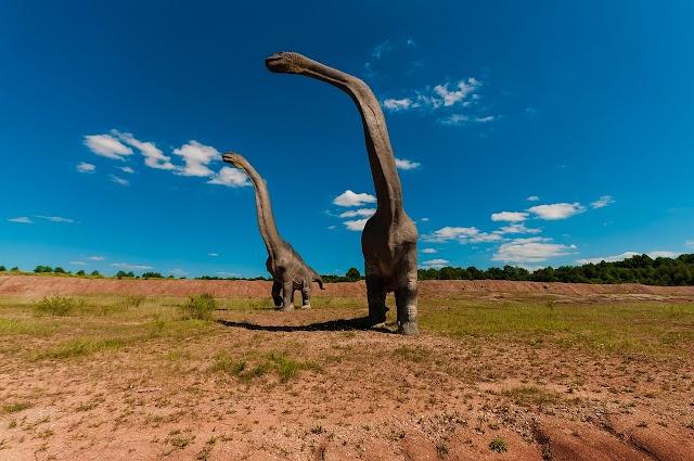 विश्व के 10 सबसे बड़े डायनासोर, Biggest dinosaurs - hindivigyan