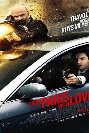 From Paris with Love (2010) Hindi Dual Audio 480p 720p Bluray