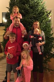 Ryan Fitzpatrick With Kids