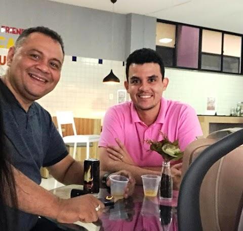 Everson Veloso está no páreo para as eleições municipais de Pedreiras em 2020
